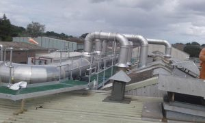 Stainless Steel Drainage Systems